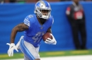 J.D. McKissic 'very confident' in Lions run game even if Kerryon Johnson is out