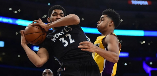 NBA Rumors: D'Angelo Russell Reveals Plan To Form Big Three With Devin Booker And Karl-Anthony Towns