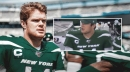 Jets video: Sam Darnold says he's 'seeing ghosts' against Patriots defense
