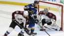 Tarasenko's three points help Blues beat Avalanche, snap four-game skid