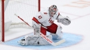 NHL Plays of the Week: James Reimer says 'no way' to Evander Kane