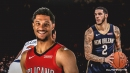 New Orleans to pick up options on Lonzo Ball, Josh Hart