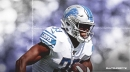 Lions place RB Kerryon Johnson on injured reserve after knee surgery