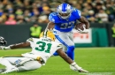 Detroit Lions place Kerryon Johnson on injured reserve after knee surgery