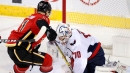 Carlson scores twice for Capitals in win over Flames