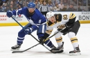 Boston Bruins F Karson Kuhlman Out At Least a Month