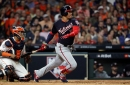 20-year-old Juan Soto shines, Nationals topple Astros' Gerrit Cole in Game 1 of World Series