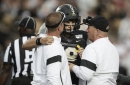 Mizzou's Odom: Safety's hit on Vandy QB was 'a bad mistake'