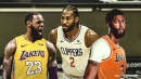 Clippers win round 1 of Battle for L.A. as Kawhi Leonard, Anthony Davis take centerstage