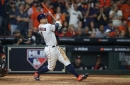 Astros drop Game 1 of WS to Nationals at Minute Maid Park, 5-4