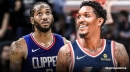 Clippers' Kawhi Leonard, Lou Williams still learning one another after beating LeBron James, Anthony Davis, Lakers in Battle for L.A.