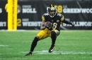 "Report: Steelers RB Jaylen Samuels has ""pretty good chance"" to play in Week 9"