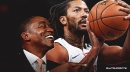 Pistons legend Isiah Thomas 'happy' to have Derrick Rose in Detroit