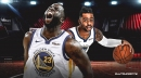 Warriors' Draymond Green surprised by D'Angelo Russell's defensive ability