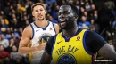 Warriors' Draymond Green preparing with the assumption Klay Thompson will be out all season