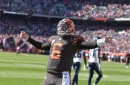 Scary good: Browns, Mayfield set for 'ghostly' Patriots D