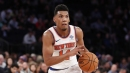 Ex-Wildcat Allonzo Trier to start for New York Knicks in season opener vs. Spurs