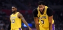 NBA Rumors: Anthony Davis Re-Signing With L.A. Lakers If They 'Don't F–k It Up' In 2019-20 Season