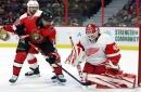 Duclair's pair helps Senators end 4-game losing streak with win over Red Wings