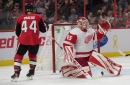 Detroit Red Wings lose 6th straight, falling 5-2 to Ottawa Senators