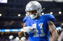 Detroit Lions 'fearless' RBs going to play 'like our hair's on fire'