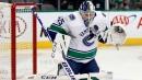 Brian Burke discusses the Canucks goaltending situation, Ferland's slow start