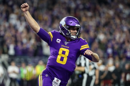 Minnesota Vikings 19, Washington Redskins 9: Cousins gets the last word