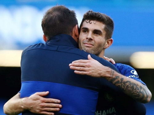 Chelsea: Christian Pulisic ready to give 'absolutely everything' after Ajax match-winning cameo