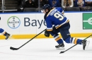 St. Louis Blues Vladimir Tarasenko Out With Upper-Body Injury