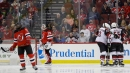 Coyotes overcome three-point night from Hughes to down Devils