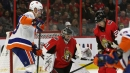 Nick Leddy's three-point effort leads Islanders over Senators