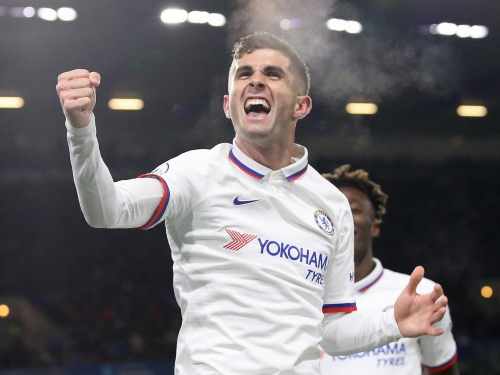 Burnley vs Chelsea: Christian Pulisic hits hat-trick as Frank Lampard's Blues roll on