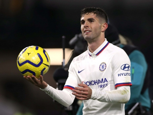 Frank Lampard explains why he left Christian Pulisic out at Chelsea and how he's repaying him now