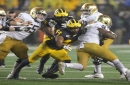 Michigan football stock watch: Offensive line, Cam McGrone ascend; no one trending down
