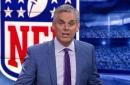 Colin Cowherd believes the Bears should trade for Saints QB Teddy Bridgewater