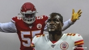 Chiefs' Frank Clark considered week-to-week with neck injury