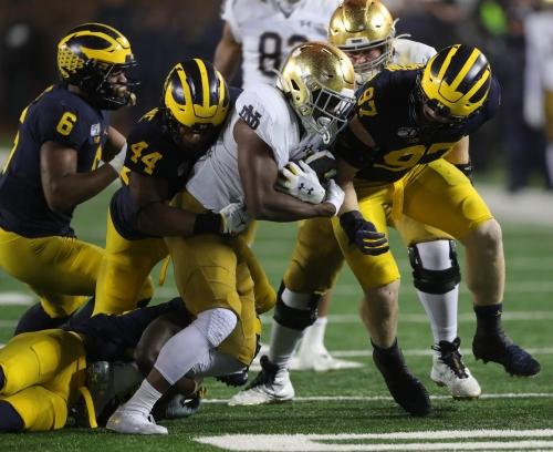 Michigan football looks like a completely different team. What changed?