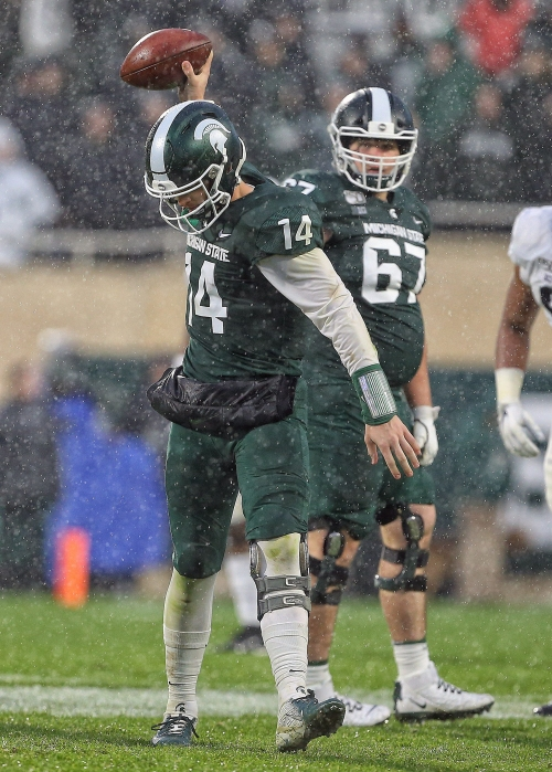 As Michigan State inches toward 2016 territory, it must avoid repeating history
