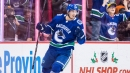 Canucks' Eriksson 'excited' to play in first game since opener