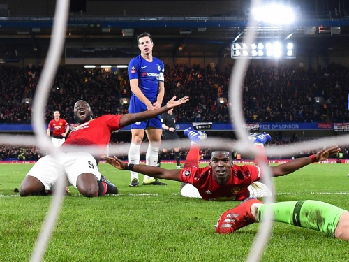 Chelsea vs Manchester United: Two clubs, eight months and a world of change