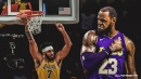 L.A. goes full Showtime with LeBron James chasedown, JaVale McGee alley-oop