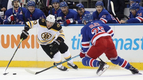 NHL Performers of the Week: Marchand torches Rangers for five points