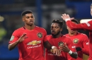 Chelsea vs Manchester United: Marcus Rashford insists Red Devils are 'definitely going places' after Carabao Cup win