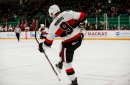Josh Norris Leads BSens to a Pair of Wins