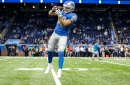 How Detroit Lions tight end Jesse James is viewing his limited production