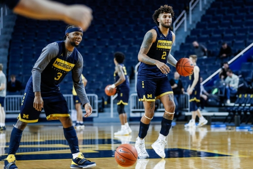 Michigan basketball vs. Saginaw Valley State: Time, game info