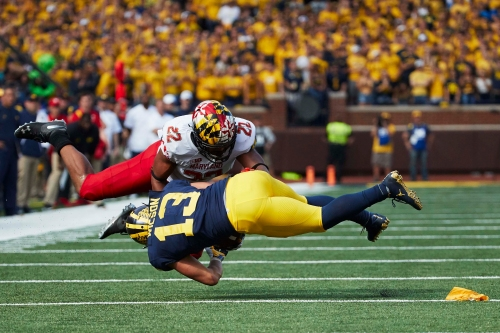 Michigan football vs. Maryland predictions: Wolverines pile up points