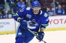 Canucks call up Sven Baertschi, but weather delays could keep him out of the lineup