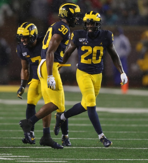 Here is how Michigan football's defense has gotten in the zone behind Don Brown
