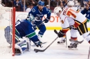 Vancouver Canucks Micheal Ferland Out, Sven Baertschi Recalled